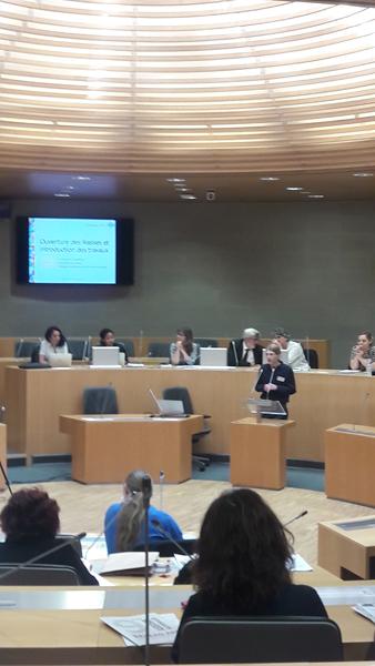 9èmes assises nationales du réseau APP à Strasbourg